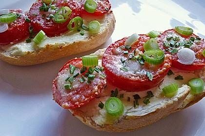 Drakois 'Frühstücks-Pizza'