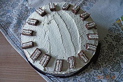 Kinderpinguin Torte 14