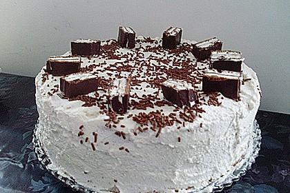 Kinderpinguin Torte 10