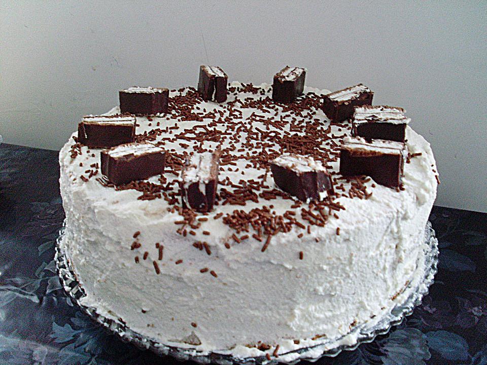Kinderpinguin Torte Von Schatzefrau Chefkoch De