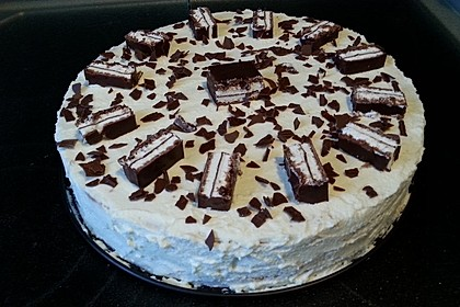 Kinderpinguin Torte 2