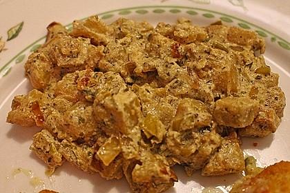Süßkartoffel-Lauch-Pfanne 21