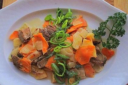 Süßkartoffel-Lauch-Pfanne 20