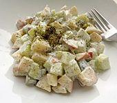 Holländischer Gurkensalat (Bild)