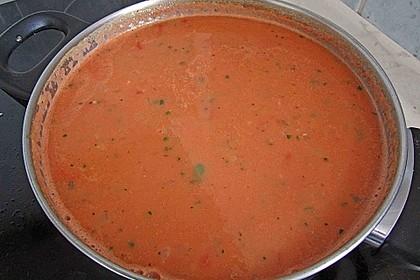 Serbische Bohnensuppe 1