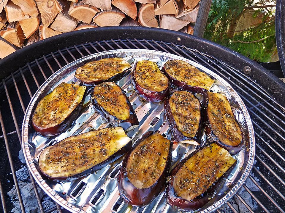 gegrillte auberginen von rodaroda | chefkoch