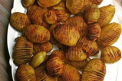 Kartoffeln aus dem Backofen (Bild)
