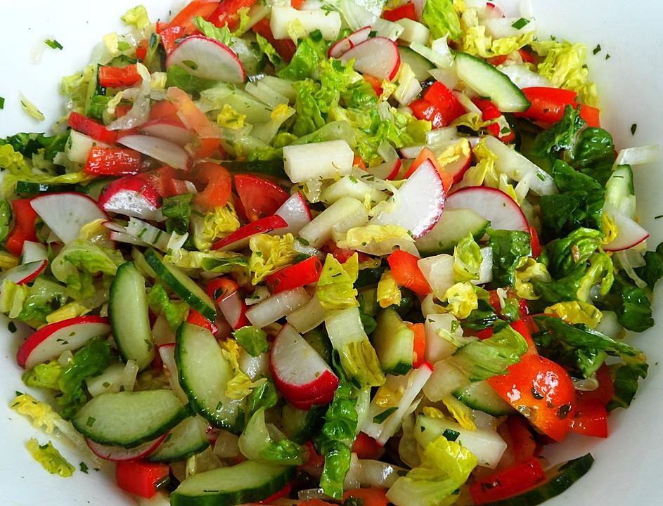 Bunter Salat Von Lauluka Chefkoch
