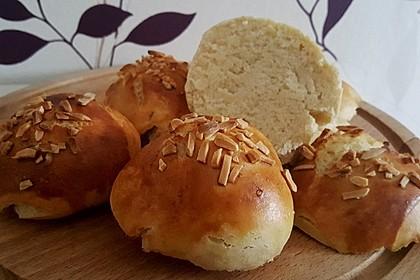 Finnische kleine süße Brötchen (Pikkupullat) 2