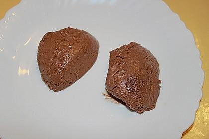 Mousse au Chocolat, hell oder dunkel 30