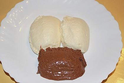 Mousse au Chocolat, hell oder dunkel 19