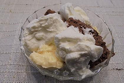 Mousse au Chocolat, hell oder dunkel 32