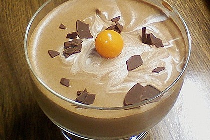 Mousse au Chocolat, hell oder dunkel 29