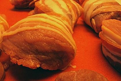 Schweinefilet in Paprika - Sahne Soße 12
