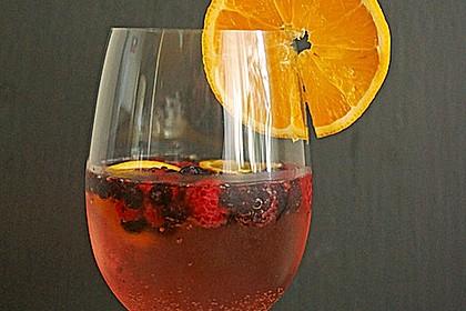 Chilled Berry Cocktail (Bild)