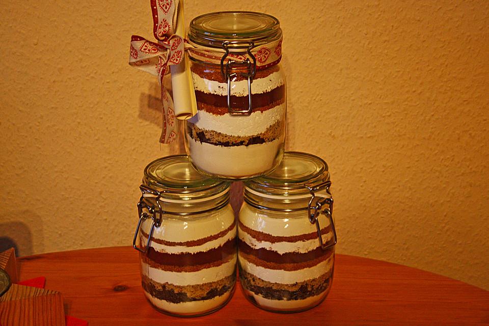 Brownie Backmischung Als Geschenk Von Joghurt Maus Chefkoch De