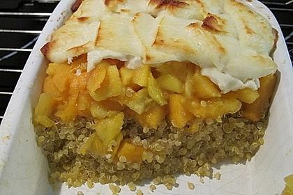 Margies Quinoa-Mango-Auflauf mit Halloumi 2
