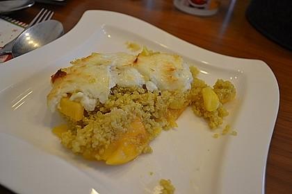 Margies Quinoa-Mango-Auflauf mit Halloumi 1