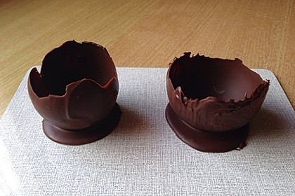 Schokoladenschalen 12