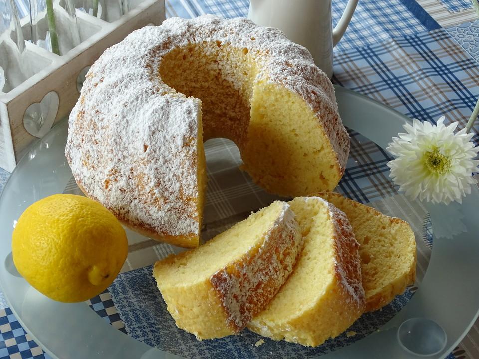 Zitronen Mascarpone Kuchen Von Eviee Chefkoch De
