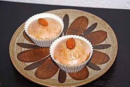 Dinkel-Amaretto-Muffins