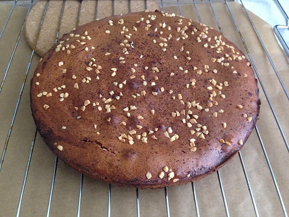 Einfacher Kuchen Mit Schokostuckchen Von Honeycake21 Chefkoch De