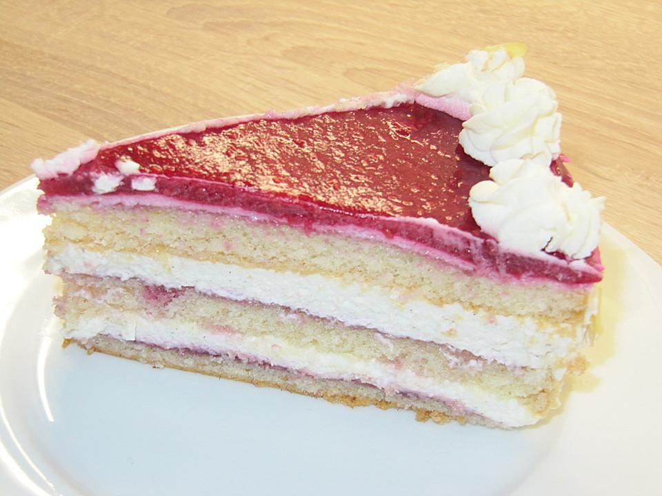 Saftige Quark Sahne Torte Von Blegg Chefkoch De