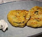 Kartoffel-Sauerkraut-Bratlinge vegetarisch (Bild)