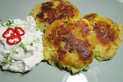 Kartoffel-Sauerkraut-Bratlinge vegetarisch 5
