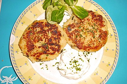 Kartoffel-Sauerkraut-Bratlinge vegetarisch 3
