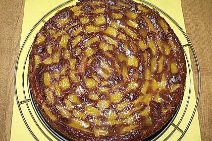 Schoko Orangen Kuchen Von Tifi20 Chefkoch De