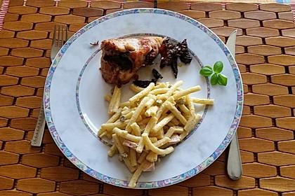 Mediterran gefülltes Hühnchen 26