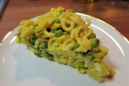 Curry-Nudelsalat (Bild)