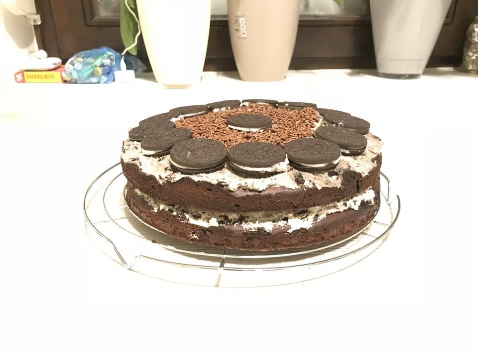 Oreo Kuchen Von Misha6697 Chefkoch De