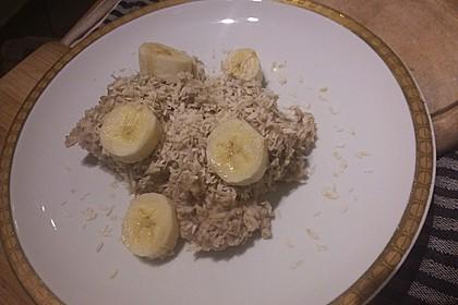 Bananen-Kokos-Porridge 2