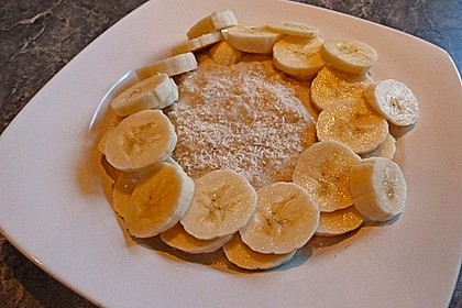 Bananen-Kokos-Porridge 8