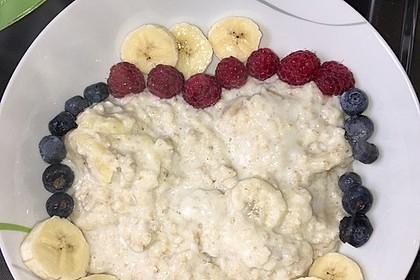 Bananen-Kokos-Porridge 6