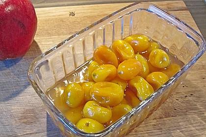 Kumquat-Kompott
