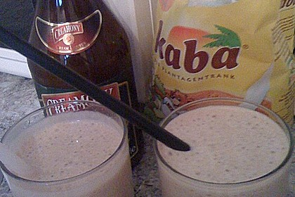 BABYLOVE Cocktail mit Baileys Banane Schoko/Kaba