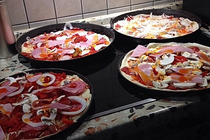 Pizzateig aus Neapel 3