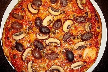 Pizzateig aus Neapel 1