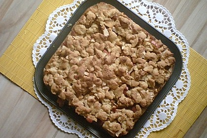 Apfel-Streuselkuchen 11