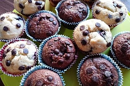 Schoko-Kokos-Nutella-Muffins 6