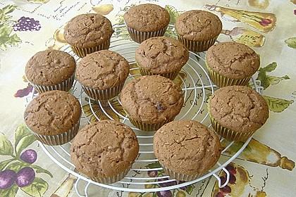 Schoko-Kokos-Nutella-Muffins 44