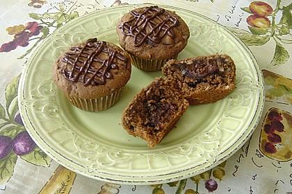 Schoko-Kokos-Nutella-Muffins 21