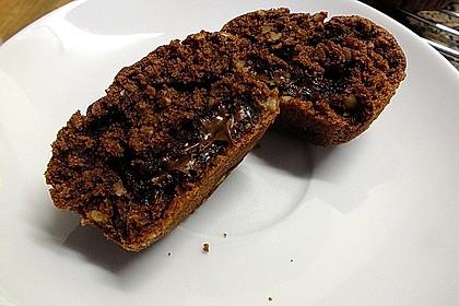 Schoko-Kokos-Nutella-Muffins 8