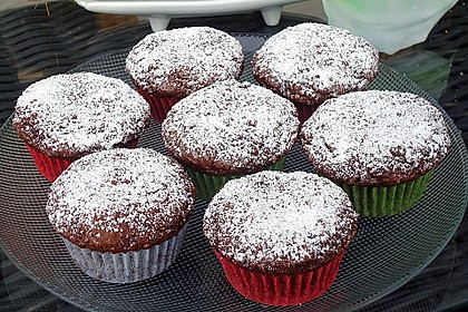 Schoko-Kokos-Nutella-Muffins 7