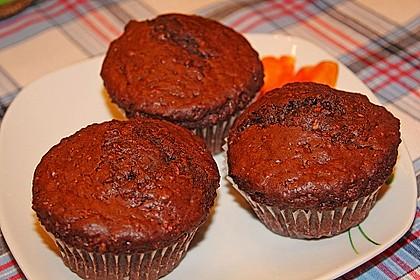 Schoko-Kokos-Nutella-Muffins 25