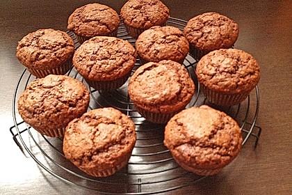 Schoko-Kokos-Nutella-Muffins 45