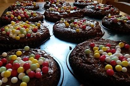 Schoko-Kokos-Nutella-Muffins 42